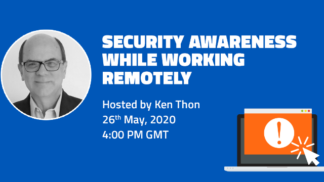 Security Awareness While Working Remotely
