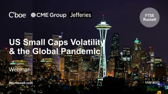 US small caps' volatility & the global pandemic