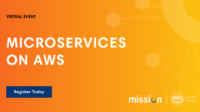 Microservices on AWS
