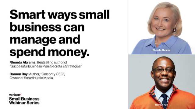 Smart ways small business can manage and spend money