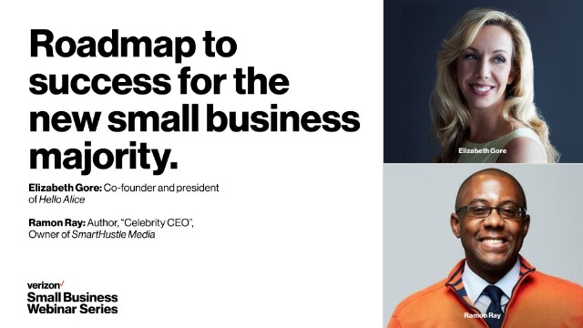 Roadmap to Success for the New Small Business Majority