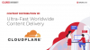 Ultra-Fast Worldwide Content Delivery with Cloudflare