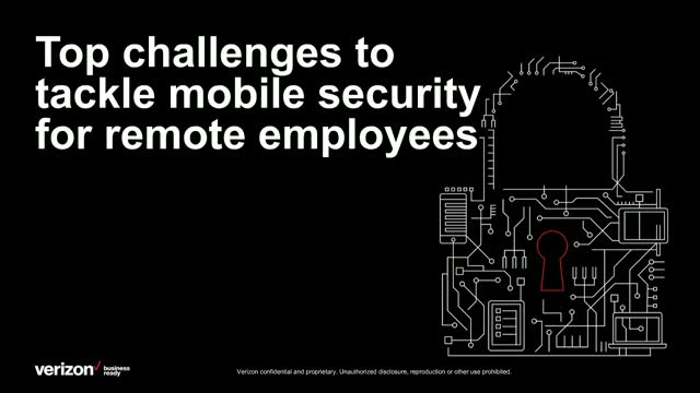Top 6 Challenges To Tackle Mobile Security for Work at Home Employees