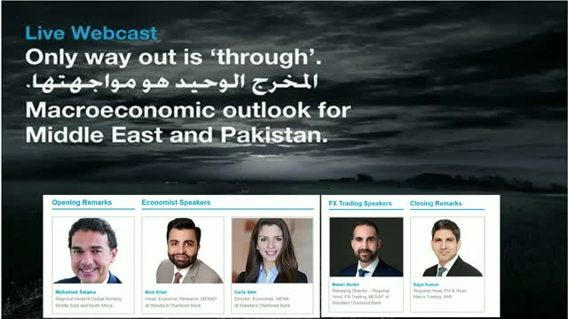 Only way out is 'through' : Macroeconomic outlook for Middle East & Pakistan