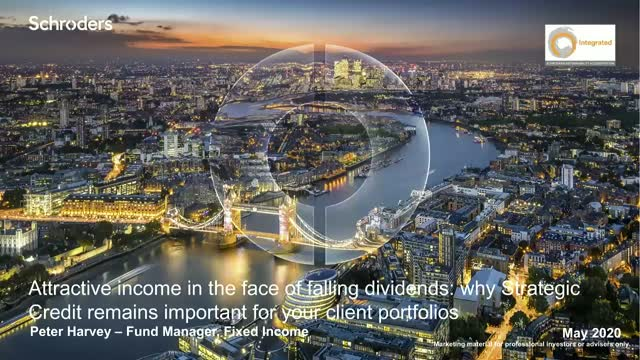 Attractive income in the face of falling dividends