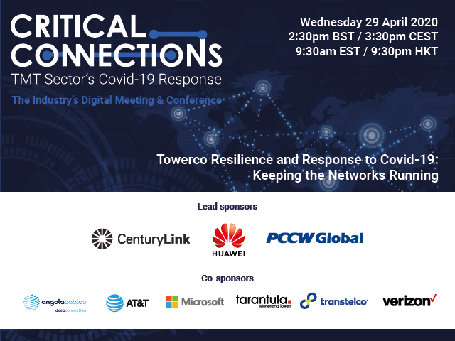 Towerco Resilience and Response to Covid-19: Keeping the Networks Running