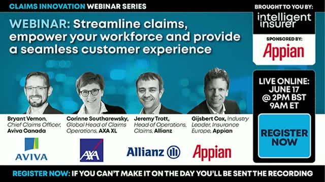 Streamline claims, empower your workforce and provide a seamless CX