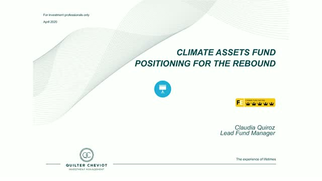 Climate Asset Update