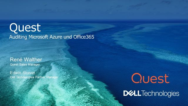 Auditing AzureAD und Office365