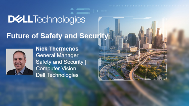 The Future of Safety & Security