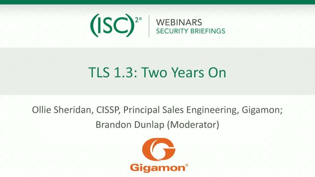 TLS1.3: Two Years On