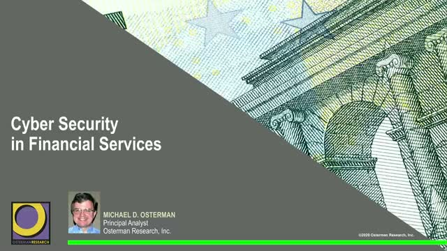 People-Centric Cybersecurity in Financial Services