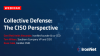 Collective Defense: The CISO Perspective