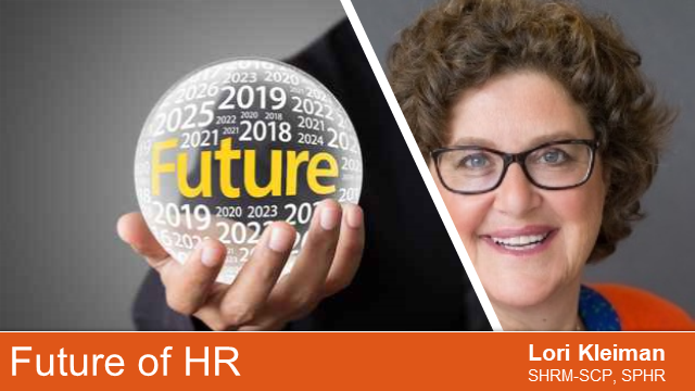 What's in your Crystal Ball?  The future of HR discovered now!