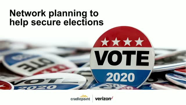 Network Planning to Help Secure Elections