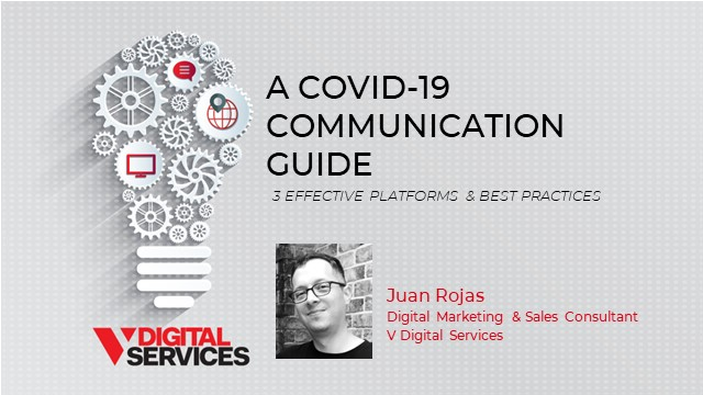 A COVID-19 COMMUNICATION GUIDE