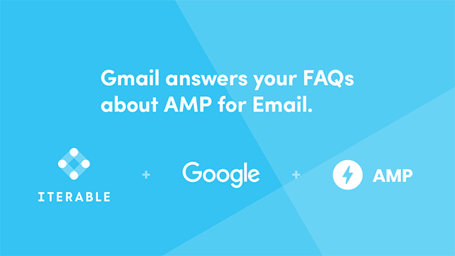 AMP for Email: Use Cases & Considerations for Every Brand