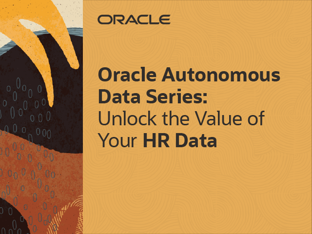 Unlock the Value of Your HR Data