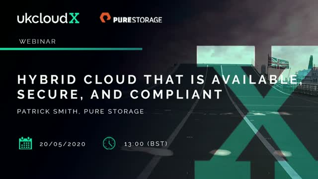 Hybrid Cloud that is available, secure and compliant
