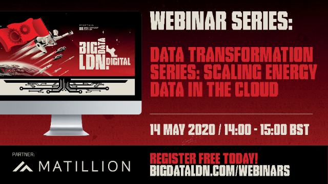 Data Transformation Series: Scaling Energy Data in the Cloud