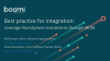 Best practice for integration: leverage AtomSphere investments through MDM