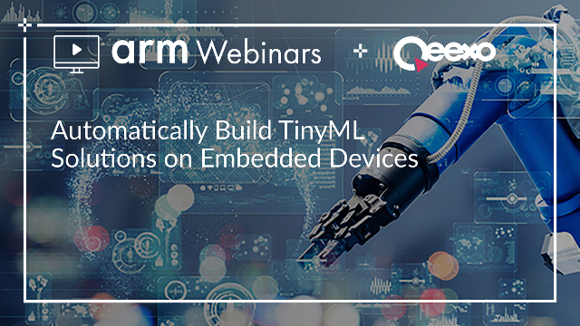 Automatically Build tinyML Solutions on Embedded Devices