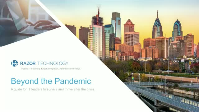 Beyond the Pandemic: Supporting a Remote Workforce
