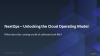 Unlocking the Cloud Operating Model with AWS
