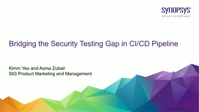 Bridging the Security Testing Gap in Your CI/CD Pipeline