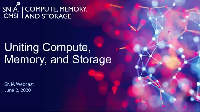 Uniting Compute, Memory, and Storage