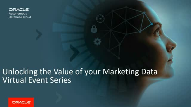 Unlock the Value of Your Marketing Data