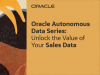 Unlock the Value of Your Sales Data