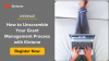 How to Unscramble Your Grant Management Process with Kintone