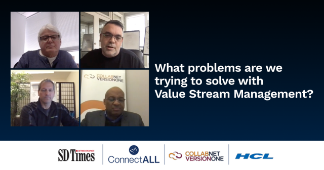 What problem are we looking to solve with value stream management
