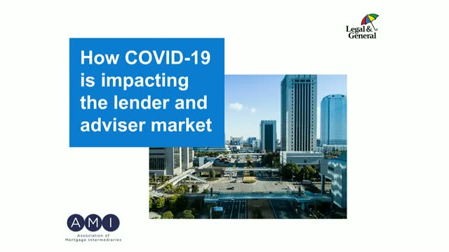How COVID-19 is impacting the lender and adviser market