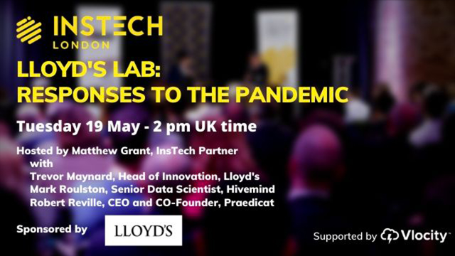 Lloyd's Lab: Responses to the Pandemic