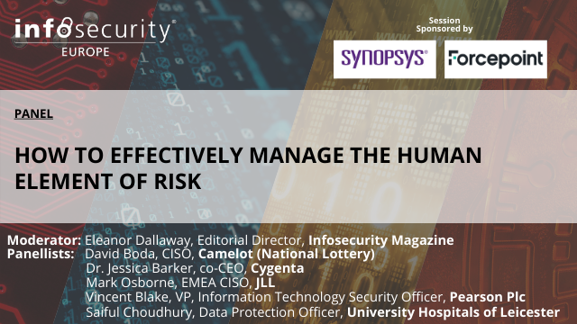 How to Effectively Manage the Human Element of Risk