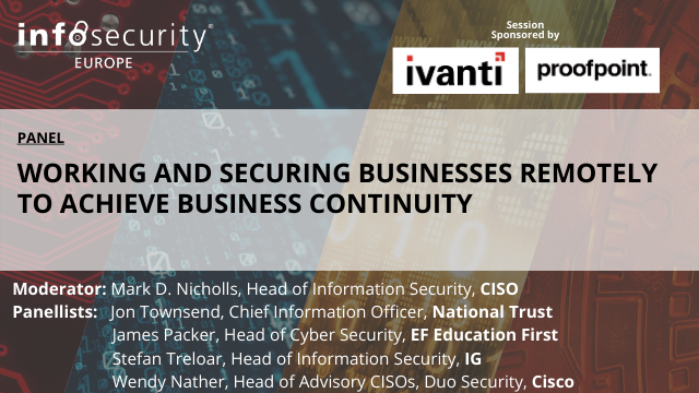 Working and Securing Businesses Remotely to Achieve Business Continuity