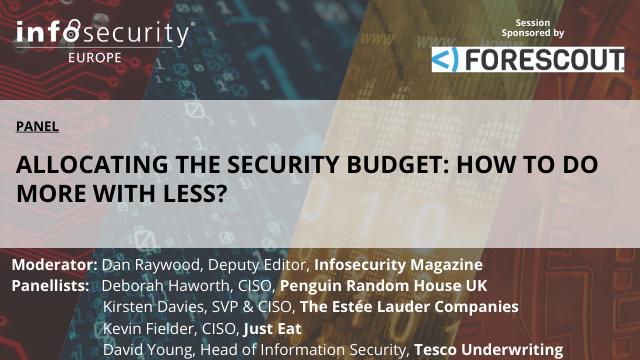 Allocating the Security Budget: How to Do More with Less?