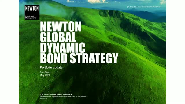 Newton Global Dynamic Bond UK update – May 2020