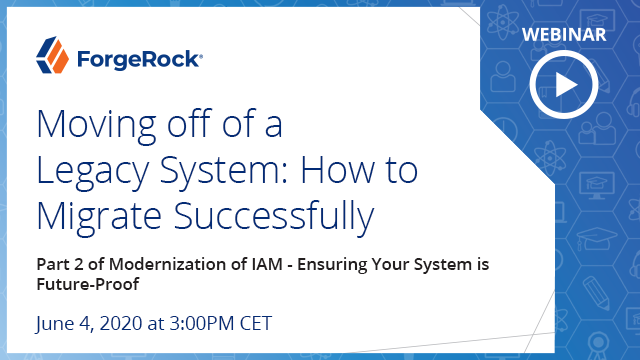 Part 2: Moving off of a Legacy System: How to Migrate Successfully (EMEA)