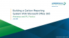 Building a Global Carbon Reporting System With Microsoft Office 365