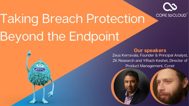 Taking Breach Protection Beyond the Endpoint