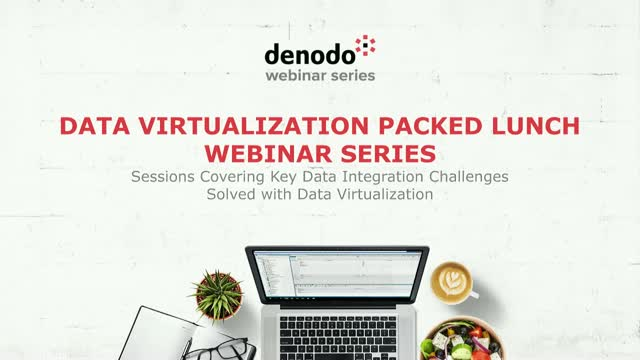 Accelerate your Queries with Data Virtualization