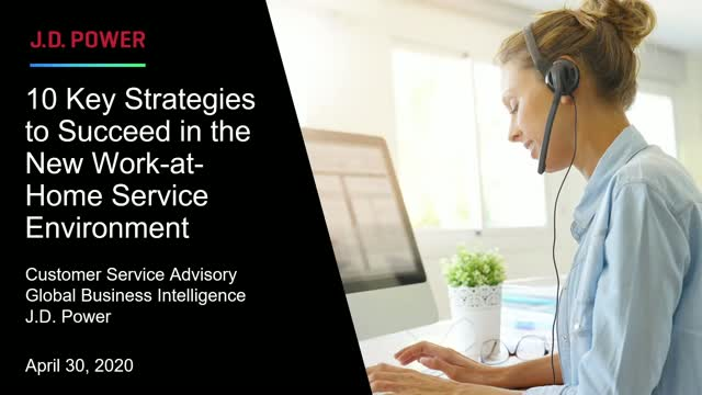10 Key Strategies to Succeed in the New Work-at-Home Service Environment
