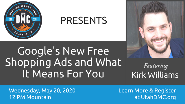 Google's New Free Shopping Ads and What It Means For You.