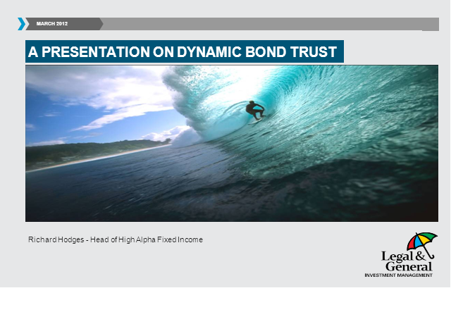 Dynamic Bond Trust webcast