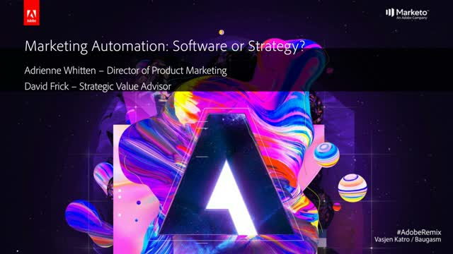 Marketing Automation: Software or Strategy?