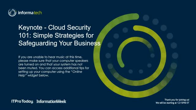 Cloud Security 101: Simple Strategies for Safeguarding Your Business