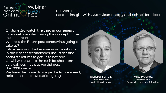 Net zero reset? Partner insight with AMP Clean Energy and Schneider Electric